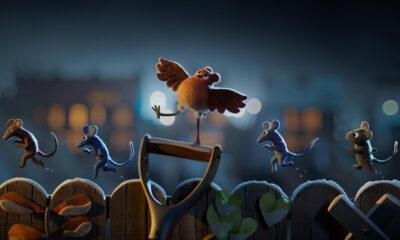 """""""Robin Robin"""" by Aardman Animations"""