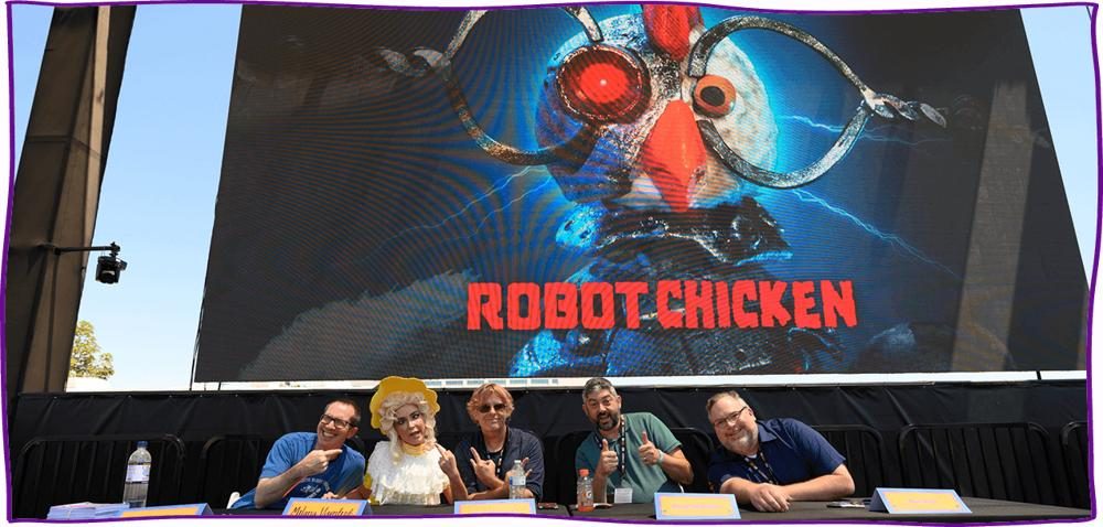 Robot Chicken Live