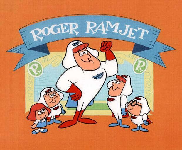 Roger Ramjet