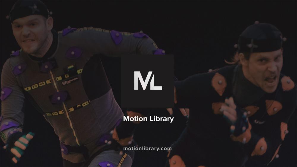 Rokoko Motion Library
