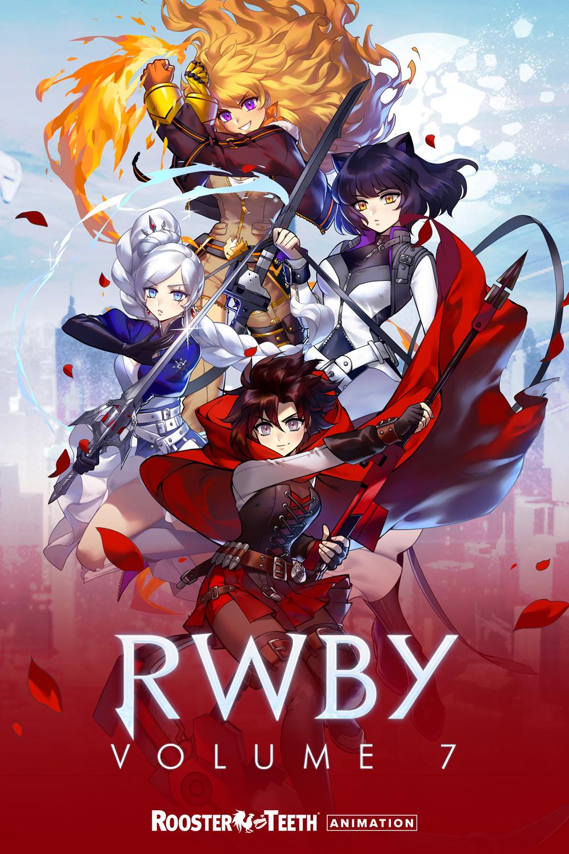 RWBY: Volume 7