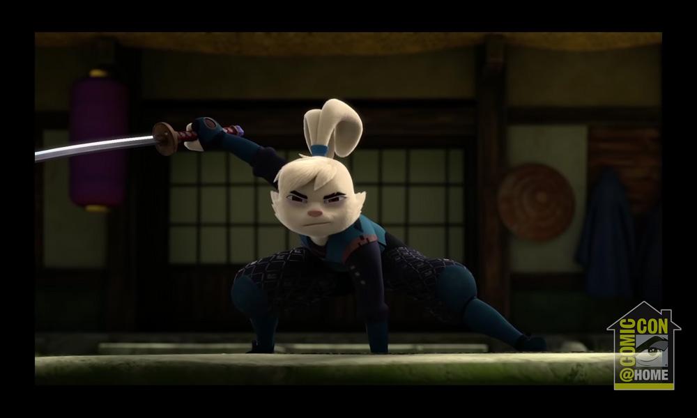 Samurai Rabbit: The Usagi Chronicles (Gaumont/Netflix)