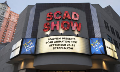 SCAD AnimationFest. Courtesy of SCAD