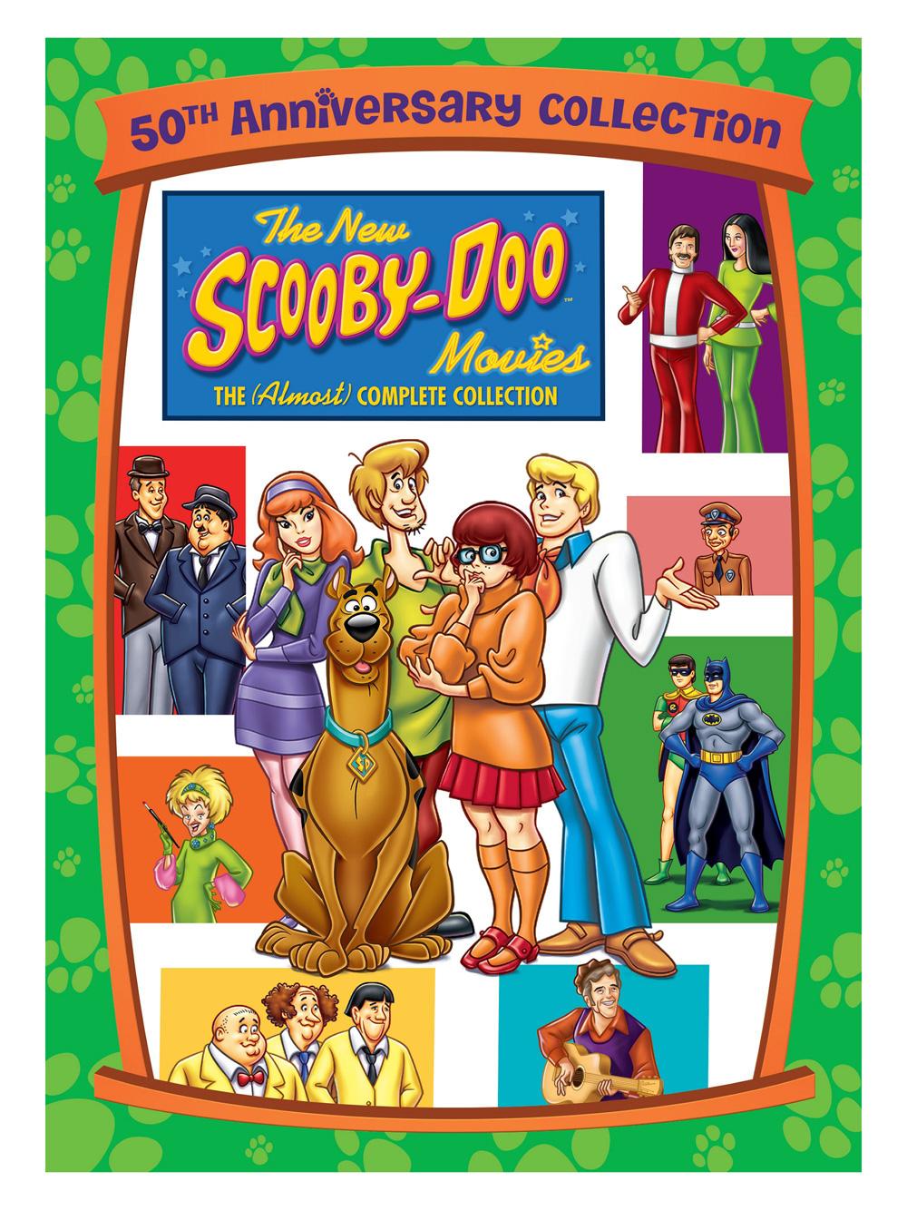 Scooby-Doo Movies