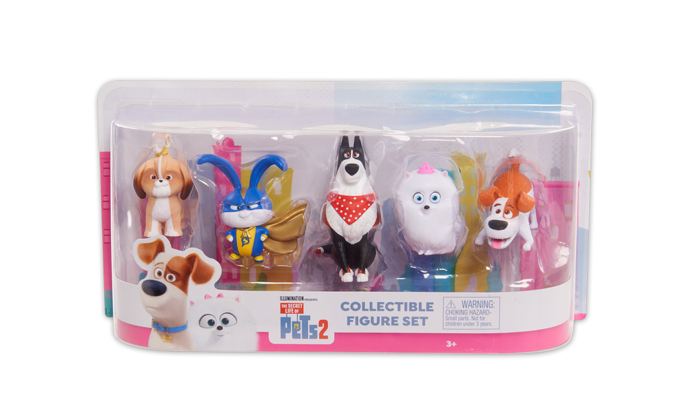 5007b1023024 Universal Rounds Up the Product Pack for 'Secret Life of Pets 2 ...