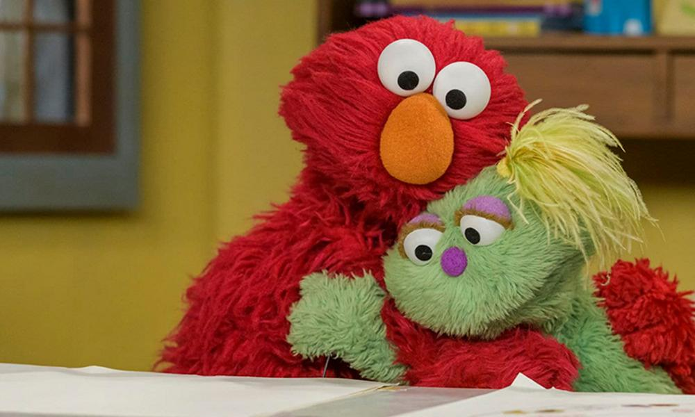 """Sesame Street """"Caring for Each Other"""""""