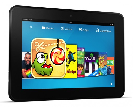 Sesame Street Apps Now on Kindle Fire, Amazon