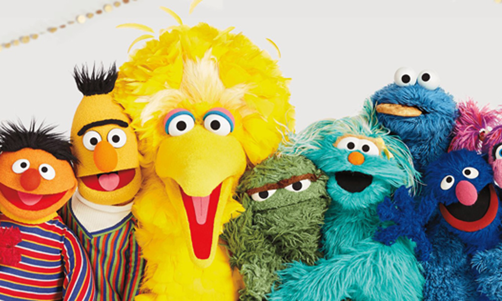 Sesame Street: 50 Years and Counting!' Come Home October 1