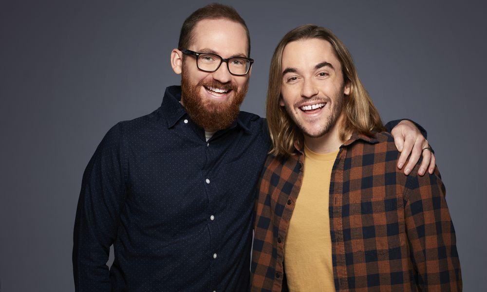 Shane and Chris Houghton
