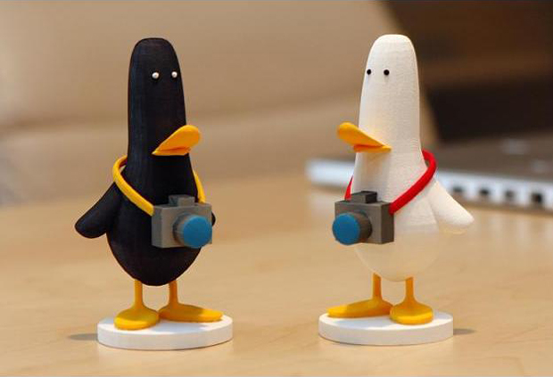 Shapeways Seeks Characters for 3D Printing Contest