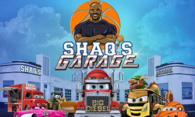 Shaq's Garage