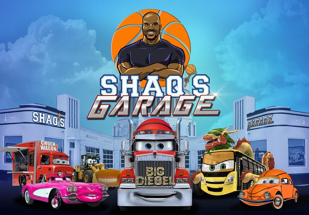 Garaje de Shaq