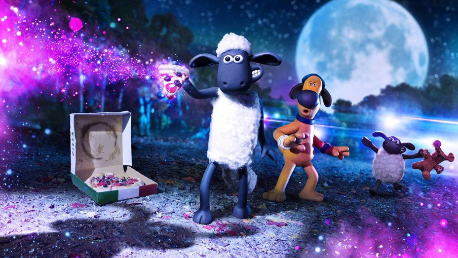 Shaun the Sheep: Farmageddeon