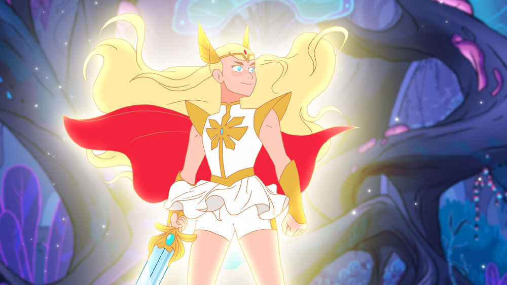 DreamWorks She-Ra and The Princess of Power