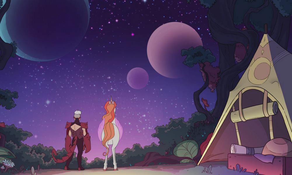 She Ra Celebrates 5th Finale Season With New Trailer Theme Cover Animation Magazine