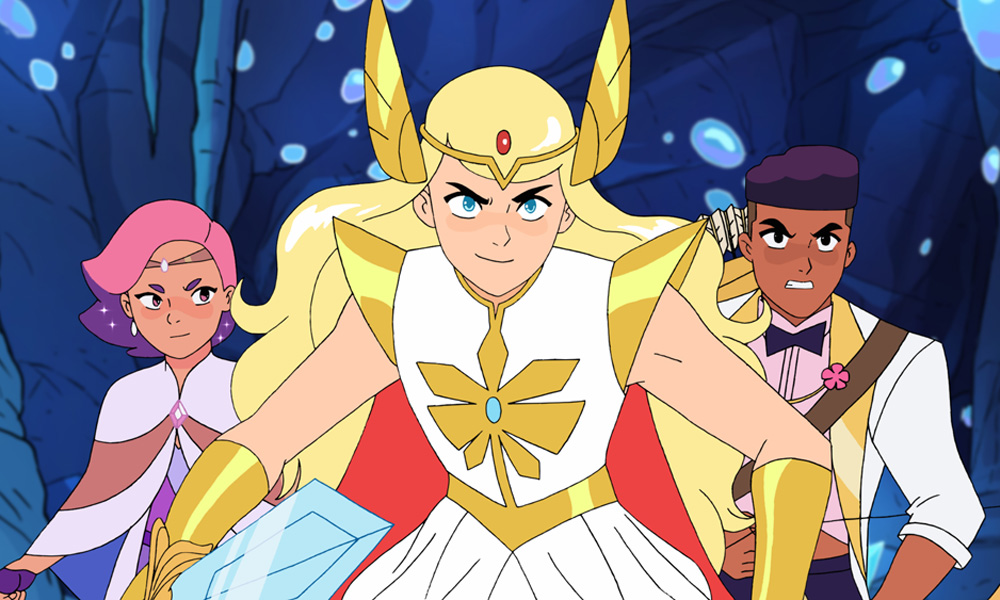 DreamWorks She-Ra and the Princesses of Power