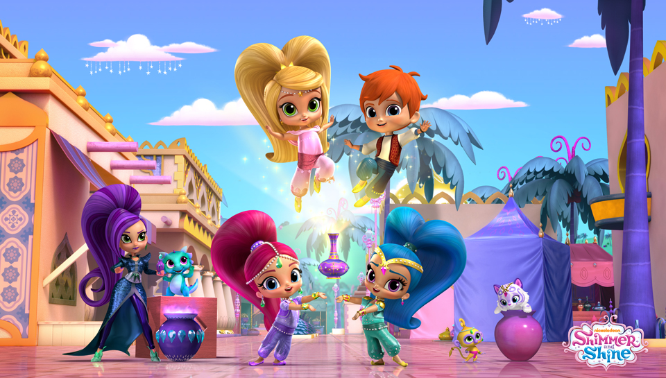 Shimmer And Shine To Debut At Toy Fair Season 2