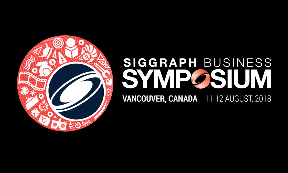 SIGGRAPH 2018 Business Symposium