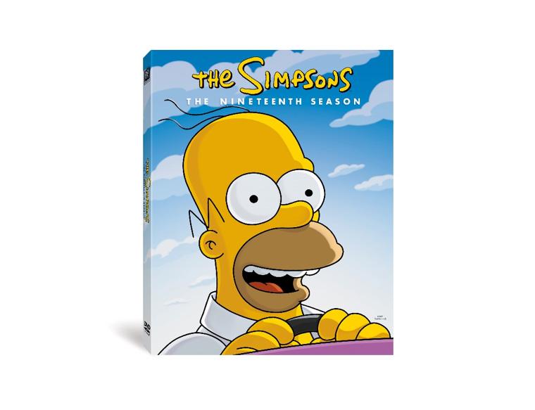 The Simpsons 19th season