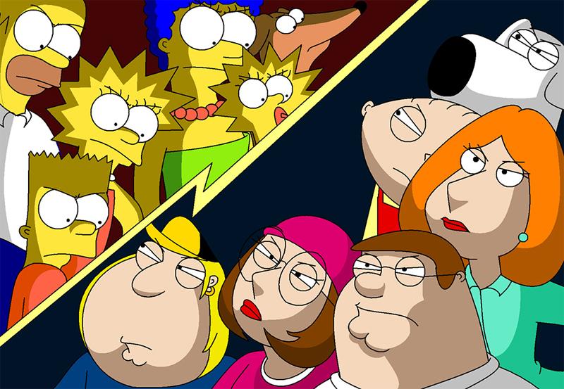video familia the simpsons: