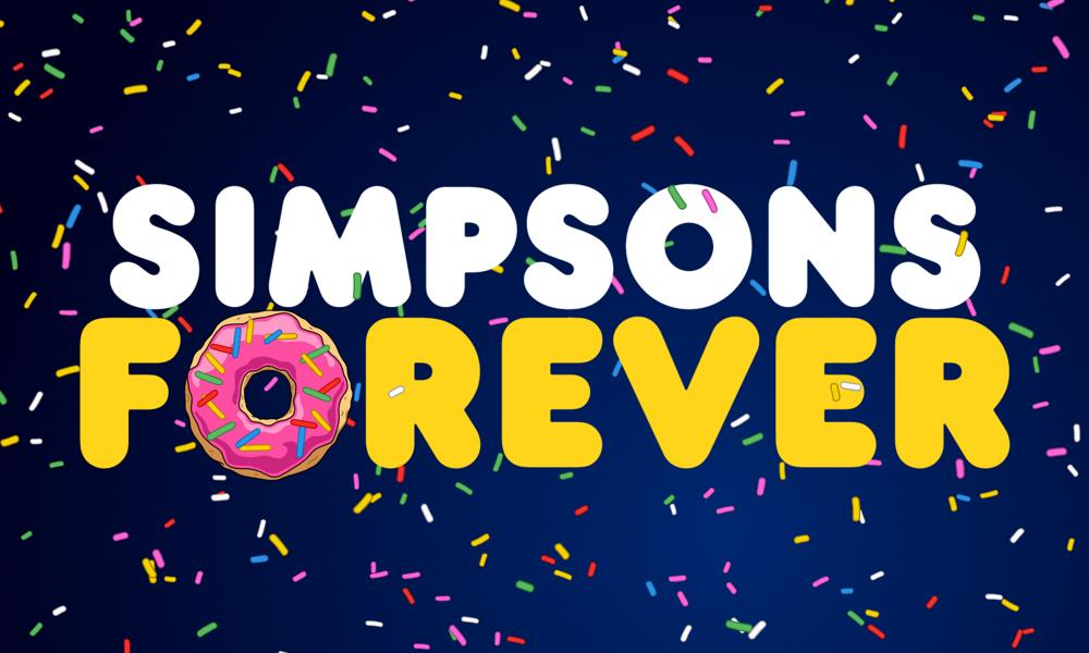 Woo Hoo Disney Celebrates Simpsons Forever Animation Magazine