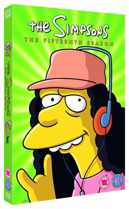 The Simpsons: Season 15