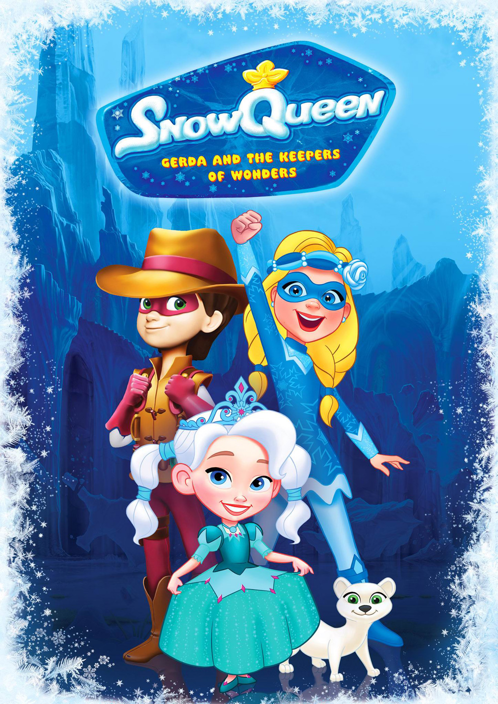 Snow Queen: Gerda and the Keepers of Wonders