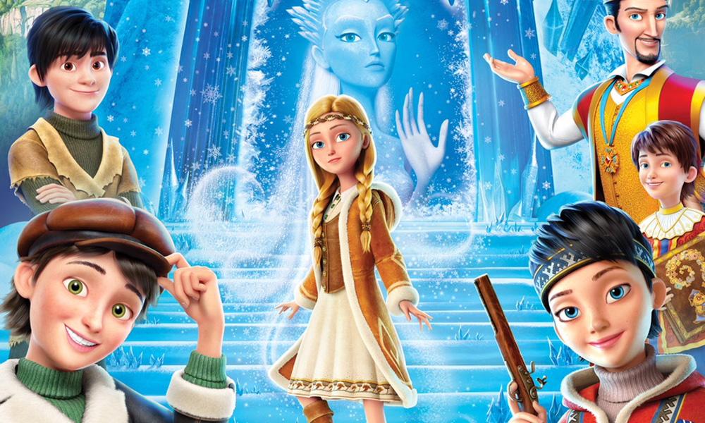 The Snow Queen: Mirrorlands