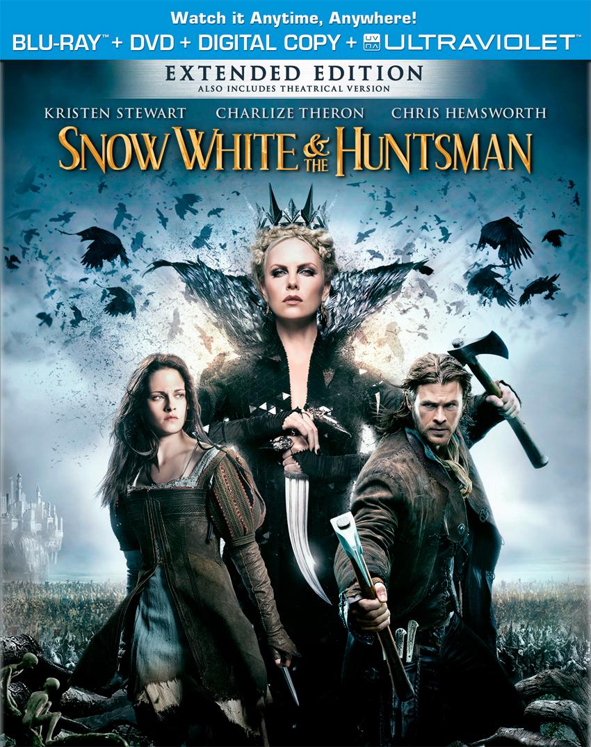 'Snow White' Gets Extended; Complete 'Terra Nova' on DVD