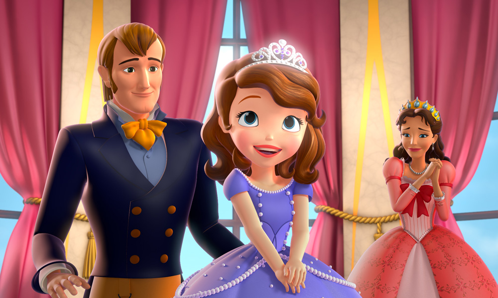 Sofia The First Forever Royal Premieres On Disney Junior Sept 8