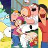 Solar Opposites, Family Guy, Bob's Burgers