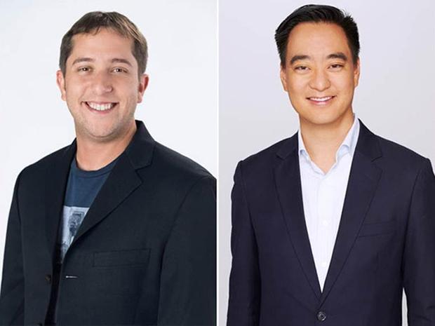 John Solaro and Roger Tsai