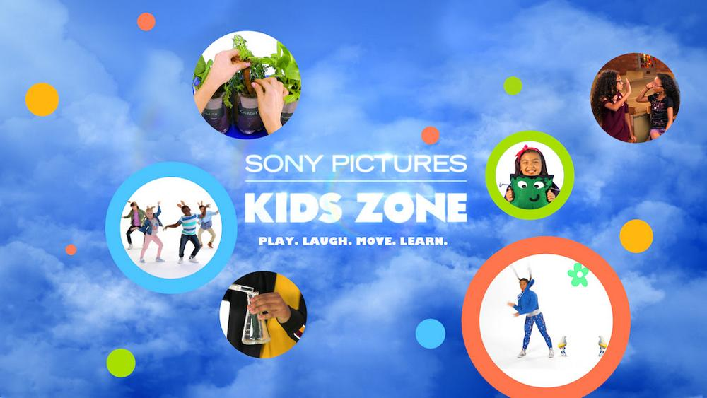 Sony Kids Zone