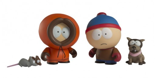 Nick Consumer / Kidrobot's South Park merchandise