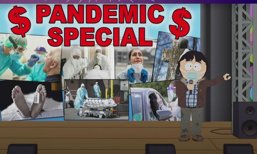 """South Park """"The Pandemic Special"""""""
