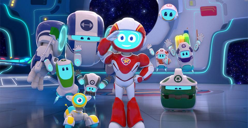 Space Ranger Roger
