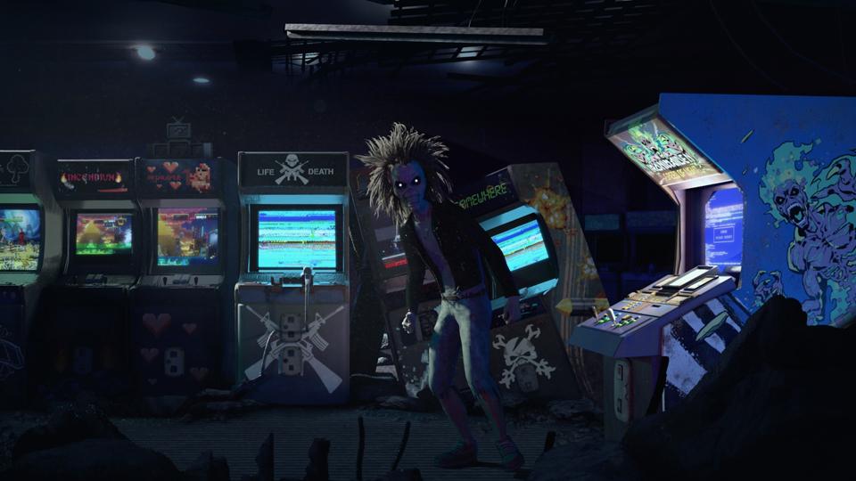fa6f29d09aba Key Creatives Talk Iron Maiden's 'Speed of Light'
