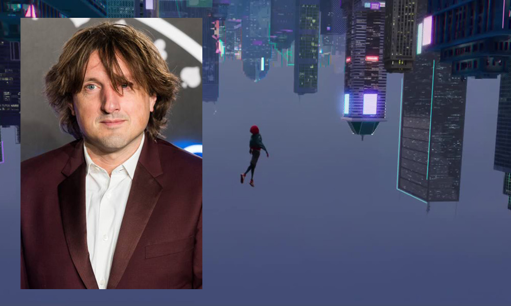 Spider-Man: Into the SpiderVerse, scored by Daniel Pemberton