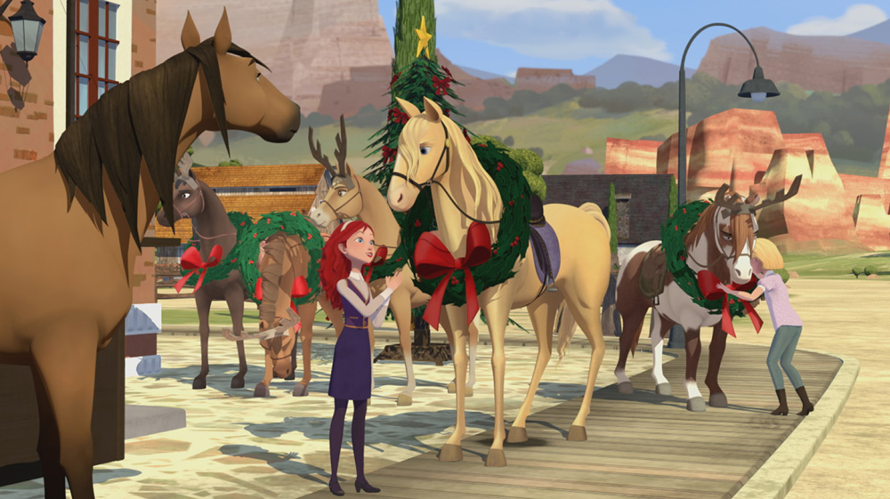 DreamWorks Spirit of Christmas