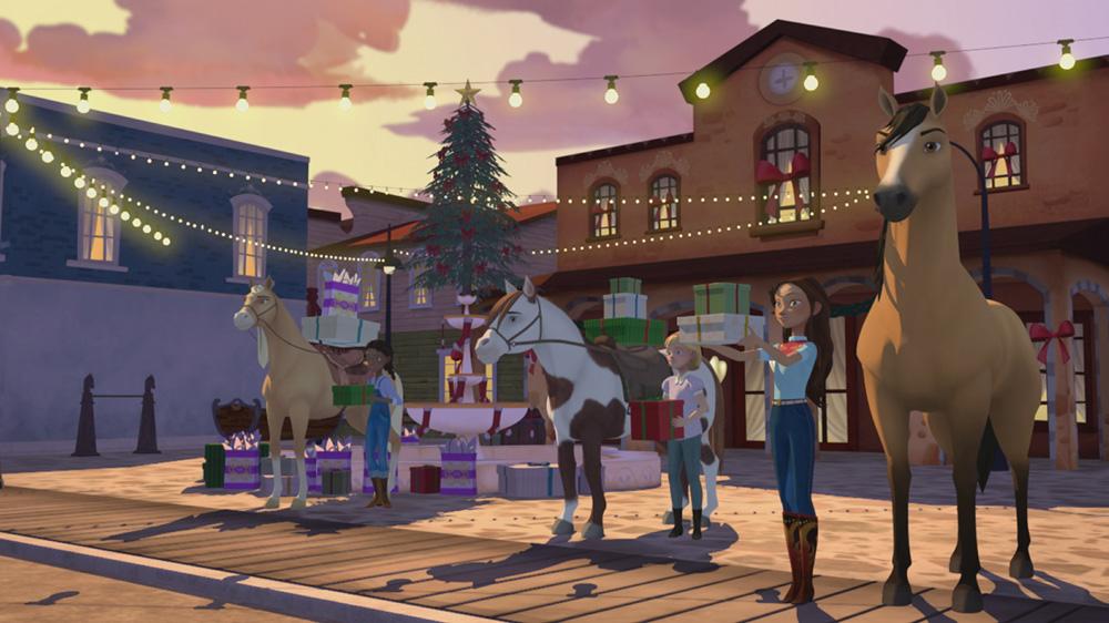 DreamWorks Spirit of Christmas