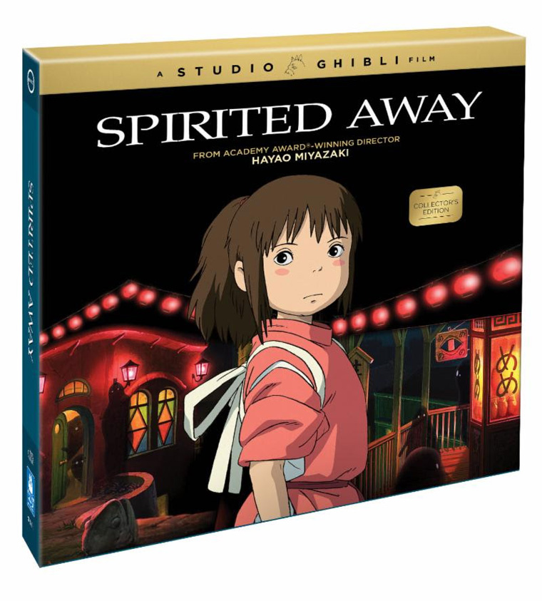 Studio Ghibli S Spirited Away Gets Collector Set Treatment