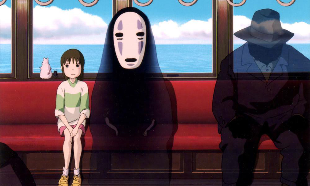 Image result for Spirited Away Ghibli