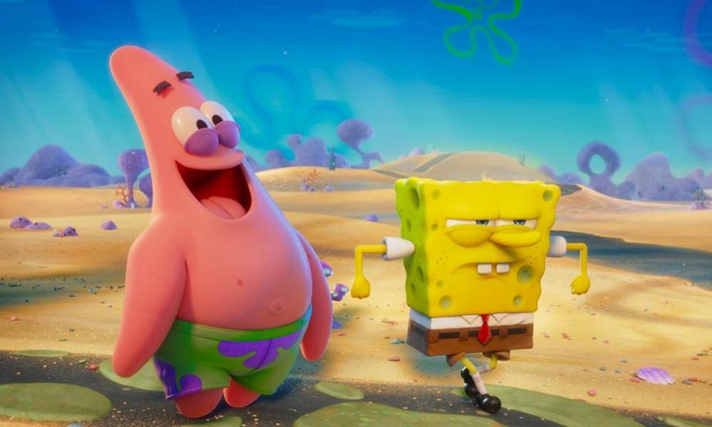 The SpongeBob Movie: Sponge on the Run