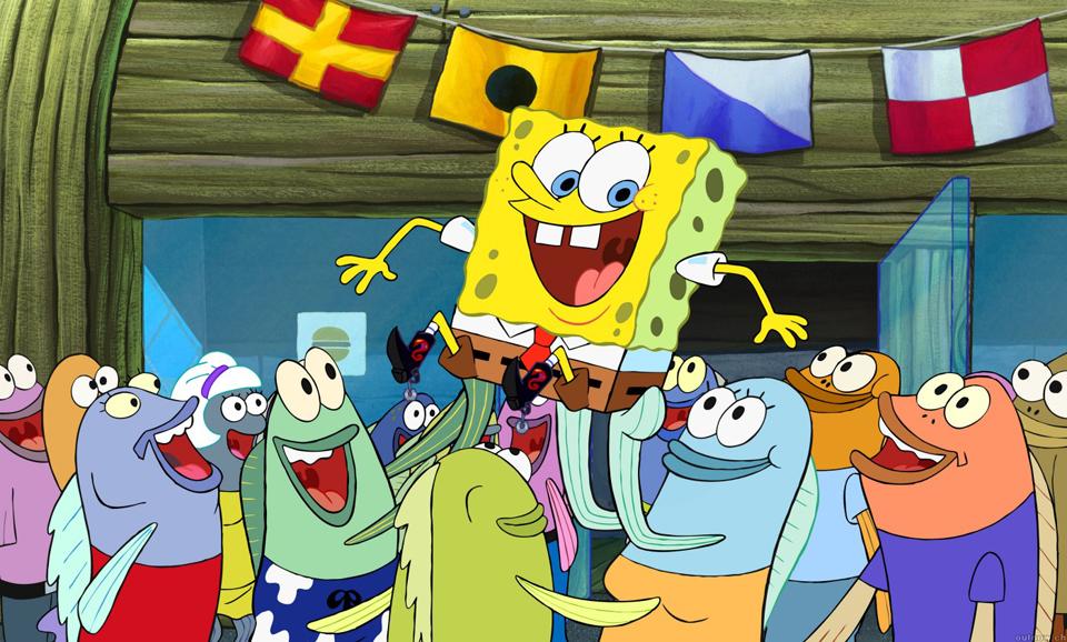 Nickelodeon Plans Celeb-Filled \'SpongeBob\' Celebration | Animation ...