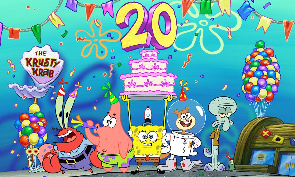 "SpongeBob SquarePants - ""SpongeBob's Big Birthday Blowout"""