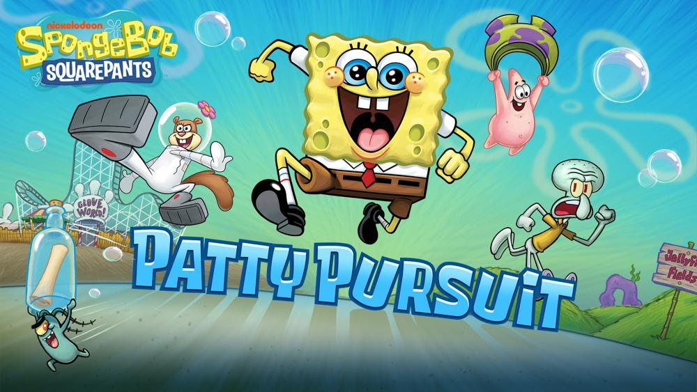 SpongeBob: Patty Pursuit