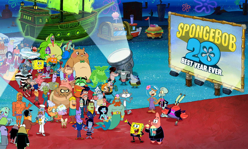 Bikini Bottom Comes to San Diego with Nick's 'SpongeBob