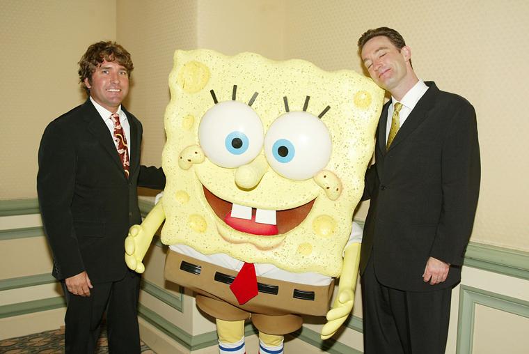 SpongeBob star Tom Kenny honored Stephen Hillenburg before death