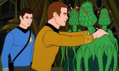 """Welcome aboard!"" (Star Trek: The Animated Series, 1973)"