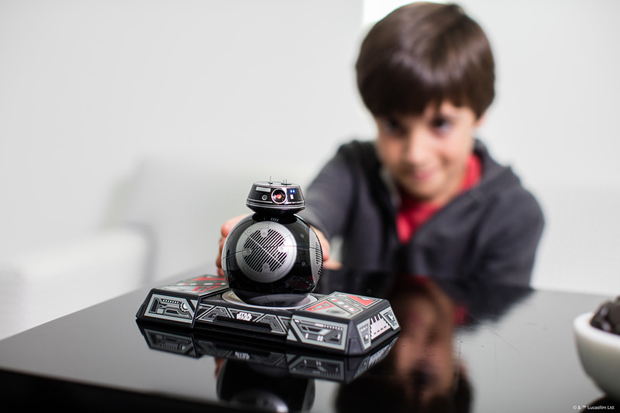 Star Wars Sphero App-Enabled Droid